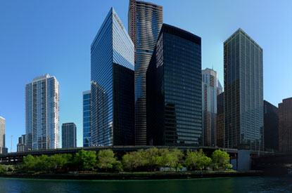 chicagoskylinefromriver-small